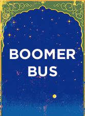 Boomer Bus - Glendale pick-up