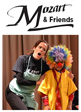 Family Series - Mozart & Co. - Center for Musical Arts